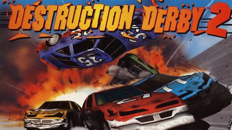 Classic Game Room - DESTRUCTION DERBY 2 review for